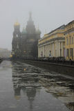 Savior on Spilled Blood, St. Petersburg, Russia Stock Photos