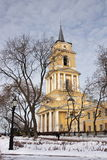 Savior Transfiguration Cathedral Stock Image