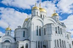 Savior Transfiguration Cathedral, Diveevo, Russia Royalty Free Stock Photography