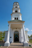 Saviour Cathedral in the city of Yelabuga Royalty Free Stock Photography