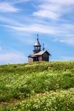 Saviour Chapel On Kizhi Island Stock Images