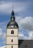Saviour church Detmold Stock Image