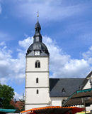 Saviour church Detmold Royalty Free Stock Image