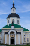 Of the Saviour of deserts is an Orthodox monastery in the Kaluga region (Russia). Royalty Free Stock Photos