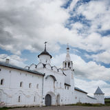 Saviour Monastery Prilutsky in Vologda Stock Photography
