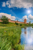 Saviour Monastery of St. Euthymius Royalty Free Stock Images