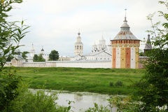 Saviour Prilutskyl Monastery Royalty Free Stock Photos