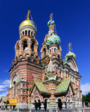 Saviour on Spilled Blood, St. Petersburg Stock Images