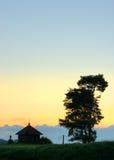 Savkina小山(Savkina戈尔卡) 库存图片