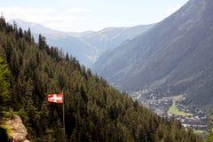 SAVOIA - Alpi francesi Immagini Stock Libere da Diritti