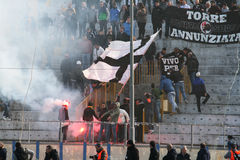 Savoia hooligans Stock Images