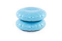 savon bleu Image libre de droits