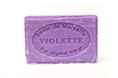 Savon de Marseille Stock Photo
