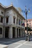 Savona urząd miasta, Liguria, Włochy Zdjęcia Stock