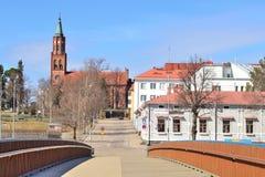 Savonlinna, Finlandia immagine stock libera da diritti