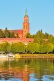 Savonlinna-Kathedrale Stockfoto