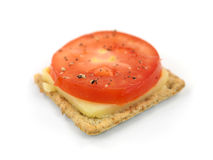 Savory Crackers Royalty Free Stock Photo