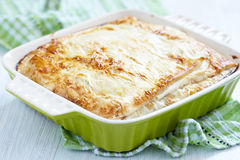 Savory lavash cheese pie Stock Image
