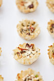 Savory Mini Tarts Royalty Free Stock Photo