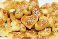 Savory pastries Stock Photos