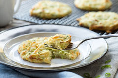 Savory Scones Royalty Free Stock Images