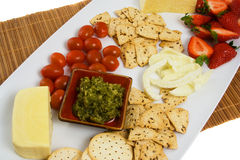 Savory Selection Stock Images