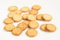 Savory snacks Stock Photo