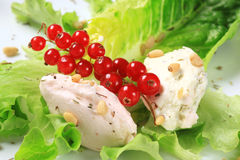 Savory spreads Stock Images