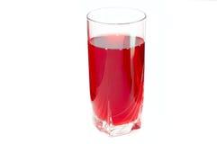 savoureux rouge de boissons Images libres de droits