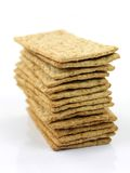 Savoury Crackers Royalty Free Stock Photos