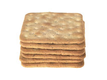 Savoury Crackers Stock Images