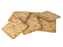 Savoury Crackers Royalty Free Stock Photography