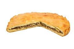 Savoury meat pie Royalty Free Stock Photo