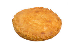 Savoury meat pie Stock Photos