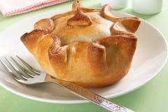 Savoury Pie Royalty Free Stock Images