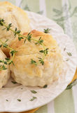 Savoury scones Stock Photo