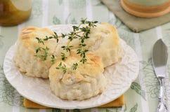 Savoury scones Stock Image