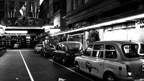 Savoy Fotografia Stock