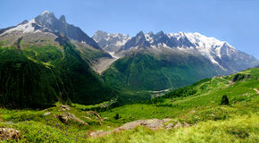 Savoy Alps-Europe Stock Images