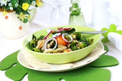 Savoy cabbage stew Royalty Free Stock Image