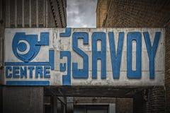 Savoy Centre Glasgow Obrazy Stock