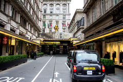 Savoy Hotel Stock Photography