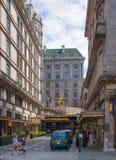 Savoy hotel, London Royalty Free Stock Image
