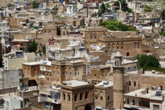 Savur, Mardin. Savur is a district of Mardin Province of Turkey Stock Photos