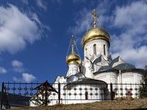 Savvino-Storozhevsky修道院 免版税库存照片