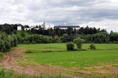 Savvino-Storozhevsky kloster Royaltyfria Bilder