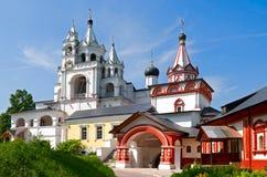 Savvino-Storozhevsky Monastery royalty free stock photos