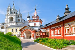 Savvino-Storozhevsky Monastery Stock Images