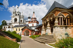 Savvino-Storozhevsky Monastery Stock Image