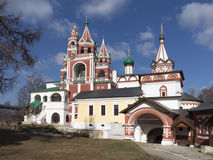 Savvino-Storozhevsky monastery Stock Photo
